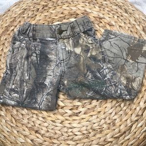 Camo carhartt Jeans